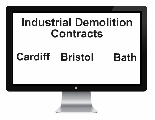 Industrial-Demolition-Contractors-Cardiff