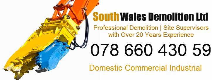 Demolition-Services-Cardiff